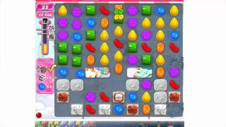 How to play Candy Crush Saga Level 438  - 3 stars - No booster