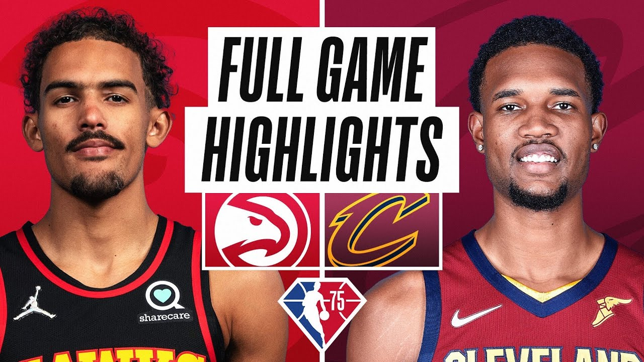 Download HAWKS at CAVALIERS | FULL GAME HIGHLIGHTS | October 23, 2021