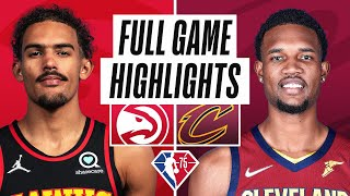 HAWKS at CAVALIERS   FULL GAME HIGHLIGHTS