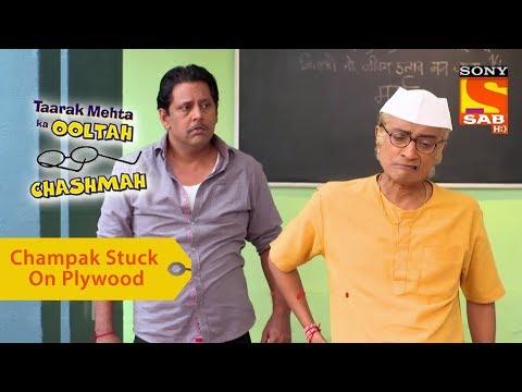 Your Favorite Character   Champak Stuck On Plywood   Taarak Mehta Ka Ooltah Chashmah