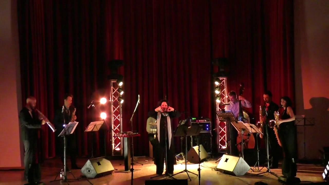 Antonella Ruggiero & Milano Saxophone Quartet - Live - Alpen Classica Festival