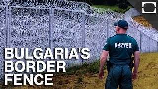 Bulgaria's Controversial Plan To Keep Out Syrian Refugees