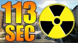 [RECORD FR] COD BO3 Nucléaire Gameplay en 113 secs (No Nuk3town)