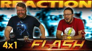 The Flash 4x1 PREMIERE REACTION!!