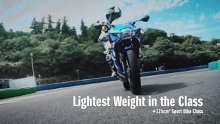 Nowości Suzuki 2017 - GSX-R125