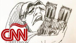 Cómo Quasimodo se convirtió en ícono tras el incendio en Notre Dame