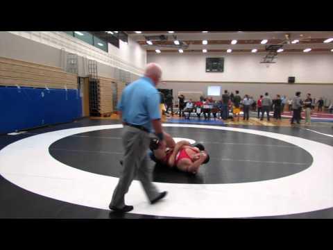 2014 Huskie Open: 120 kg Final Kyle Nguyen vs. Daniel Oloumi