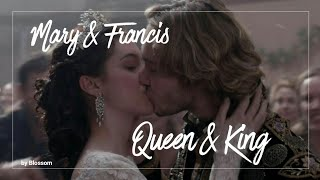 Mary Stuart & Francis Valois | Queen & King Story