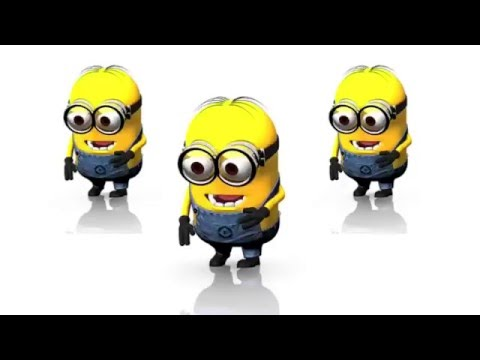 Minions Song 2016 - What Does The Fox Say ?