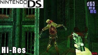 Dementium 2 - Nintendo DS Gameplay High Resolution (DeSmuME)