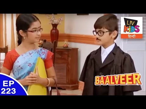 Baal Veer - बालवीर - Episode 223 - Manav & Meher Have Grown Up