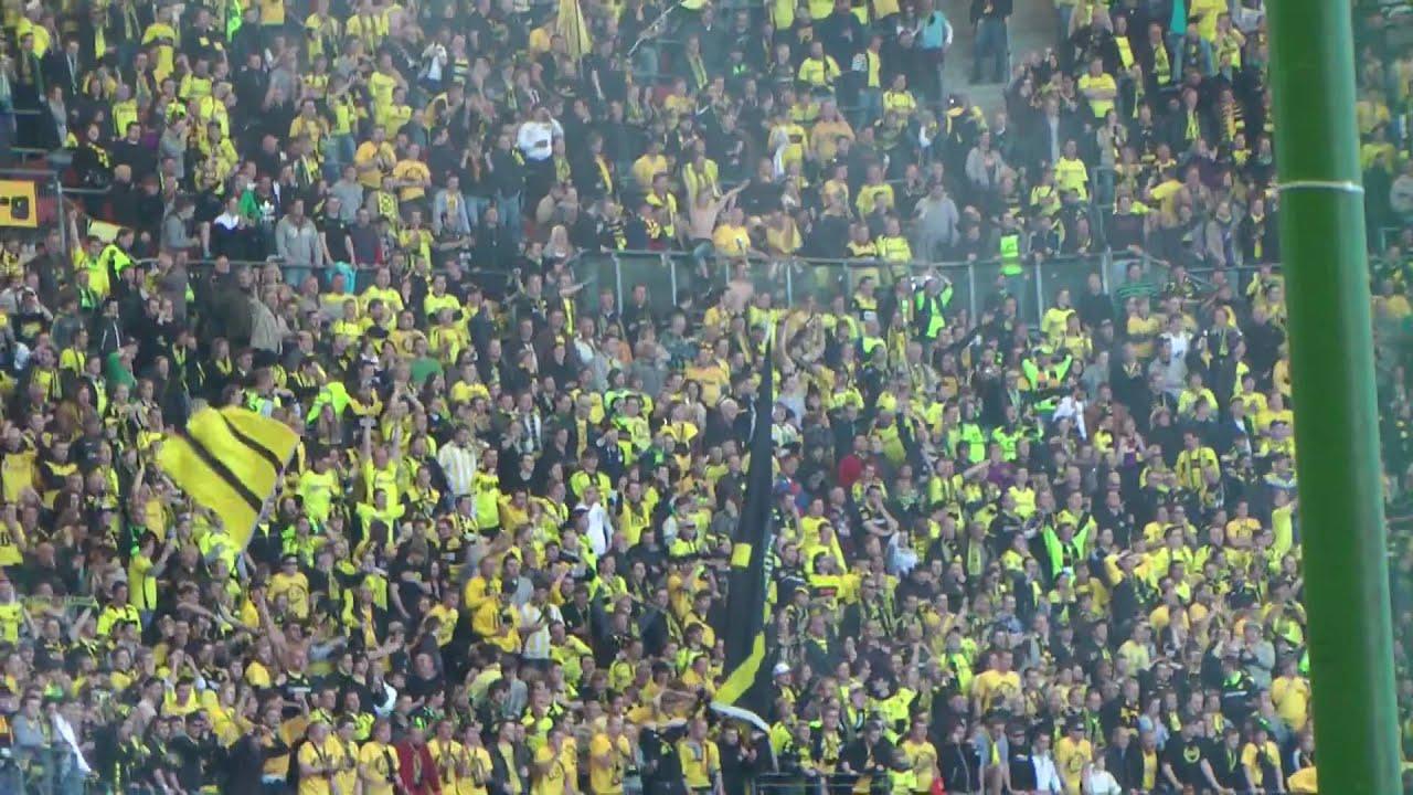 Borussia Dortmund vs Hamburger SV 1-1 Torjubel 09.04.2011
