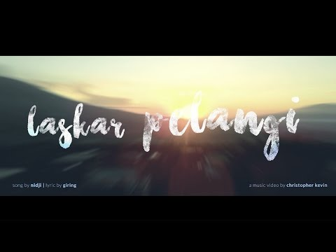 Laskar Pelangi - Nidji (music video //short version)