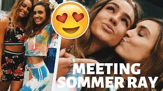 MEETING SOMMER RAY - LA FITNESS EXPO 2019