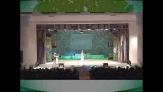 50 летний юбилей  города Березовский.wmv