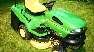 How to Manually Move a Hydrostatic Lawnmower Automatic