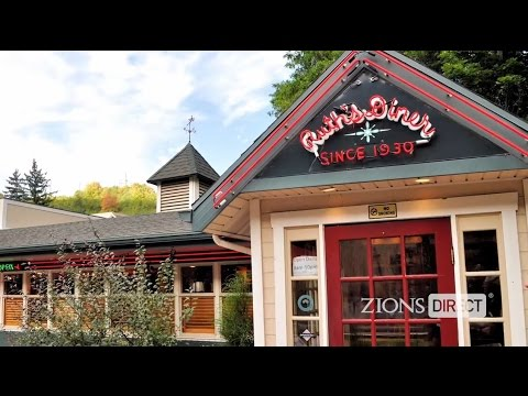 Ruth's Diner – Speaking on Business