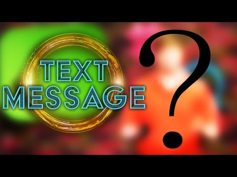 Text Message - Why is There Suffering?