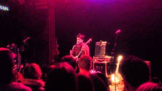 William Elliot Whitmore - Bury Your Burdens In The Ground (The Troubadour, 12/9/11)