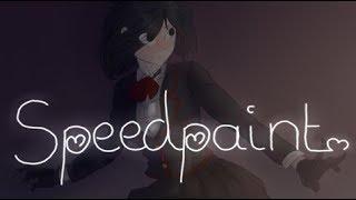 Speedpainting #17 - Nemesis-Chan