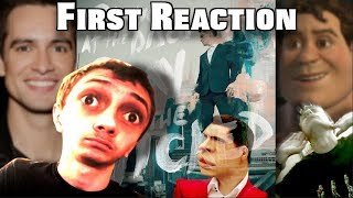 First Reaction to Panic! At The Disco - Silver Lining & Say Amen! Revi