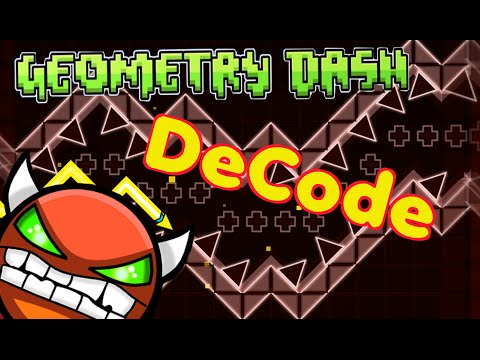 DeCode! Geometry Dash Demon