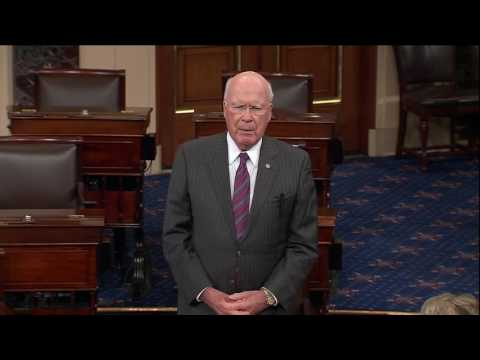 Leahy On Bannon In The White House