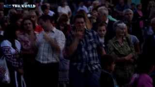 видео В Сокалі святкували День Незалежності України. Фото