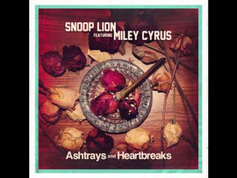 Snoop Lion Feat. Miley Cyrus - Ashtrays and Heartbreaks (Official Audio)