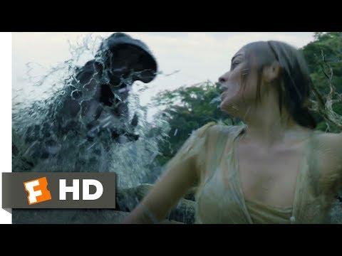 The Legend of Tarzan (2016) - Hippo River Escape Scene (5/9) | Movieclips