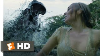 The Legend of Tarzan (2016) - Hippo River Escape Scene (5/9) | Movieclips