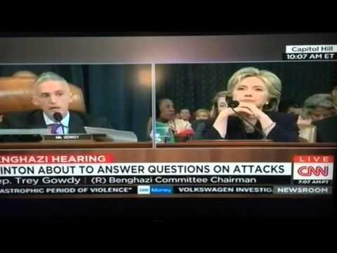 Hillary Clinton Spy The Lie 1