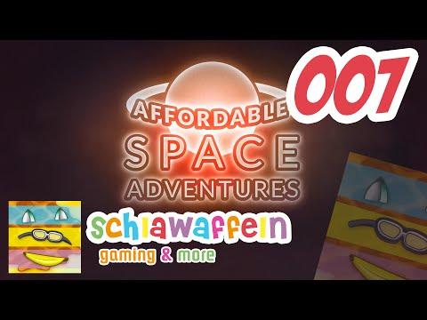 Affordable Space Adventures #007 - 3 Player - Co-Op - schlawaffeln [HD] [FACECAM] [GER]