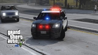 Video GTA 5 LSPDFR RIDE ALONG - DAY 2 - ROBBERS AND KIDNAPPERS - (GTA 5 PC MODS) download MP3, 3GP, MP4, WEBM, AVI, FLV Juli 2018