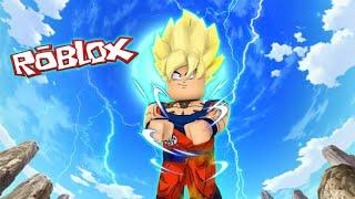 Roblox → GOKU BOSS !! Dragon Ball Rage ‹ Murilo ›