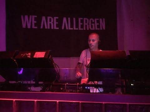 Dj Nuff - Allergen party @Hush Ibiza