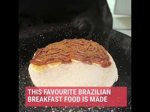 The Brazilian street food Tapioca crepes discovered in Vienna at Rio Gostoso