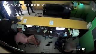 Видео дерзкого вооруженного ограбления появилось в Казнете