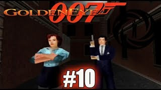 007 GoldenEye  Nintendo 64 - Mission 6 Archives - Part #10 Heroes Of Games