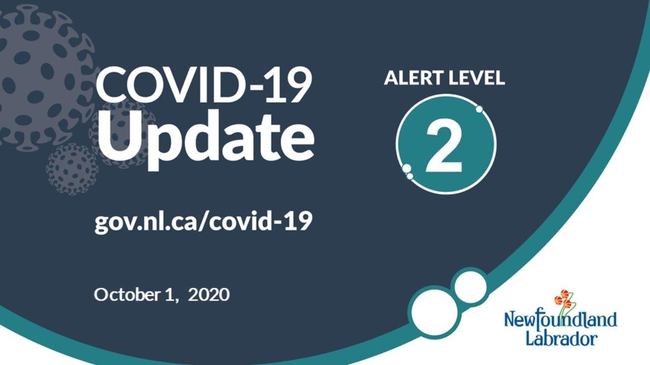 Download October 1, 2020 COVID-19 Update