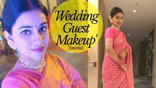 Beginners Makeup Kit | Wedding Guest Makeup Tutorial (Hindi)