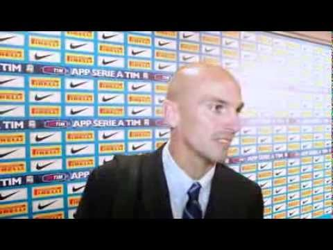 """Exclusive INTERview with Esteban Cambiasso: """"Our character was great tonight"""""""