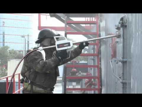 Pyrolance Marine Firefighting