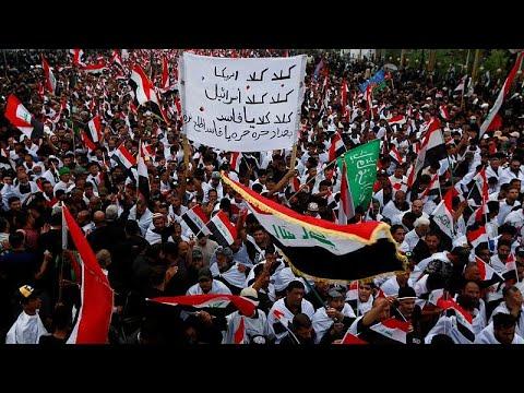 شاهد: كيف تبدو كربلاء من الأعلى في ذكرى أربعينية الحسين …  - نشر قبل 2 ساعة