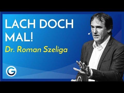 Warum Humor der Geschmacksträger von Erfolg ist // Dr. Roman Szeliga