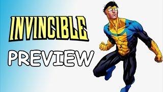 Комикс-обзор на Invincible / Неуязвимый [Preview]