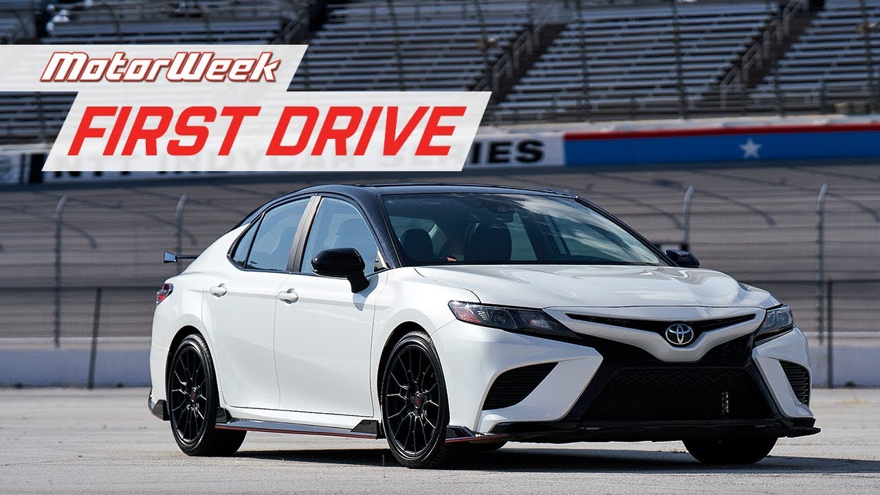 2020 Camry Xse Review.2020 Toyota Camry And Avalon Trd Motorweek First Drive