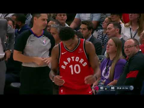 Toronto Raptors vs. Utah Jazz - November 3, 2017