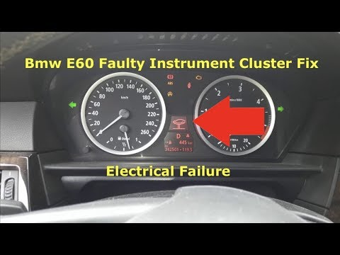 Bmw E60 E61 Central Electronics Failure Fix Part 2