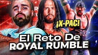 ¡ROLSO! ¡Aceptamos el desafío! - El Reto de Royal Rumble 2021
